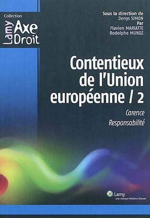Contentieux de l'Union européenne / 2
