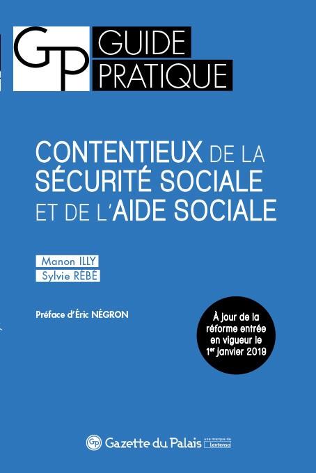 Contentieux de la sécurité sociale et de l'aide sociale