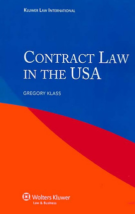 Contract Law in the USA