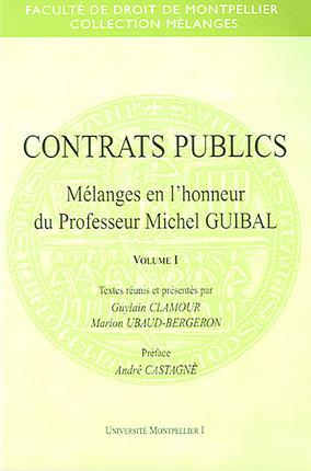 Contrats publics, 2 volumes