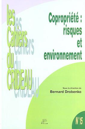Copropriété : risques et environnement