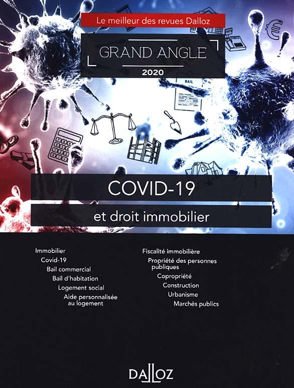 COVID-19 et droit immobilier