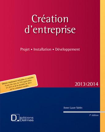Création d'entreprise 2013-2014