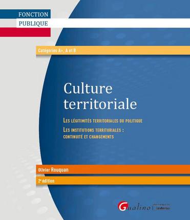 [EBOOK] Culture territoriale