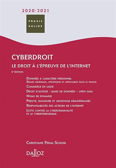 Cyberdroit 2020-2021