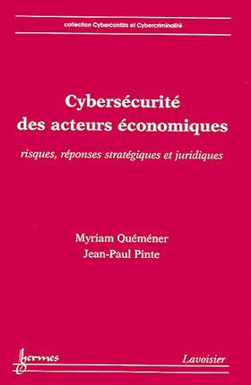 Cybersécurité des acteurs économiques