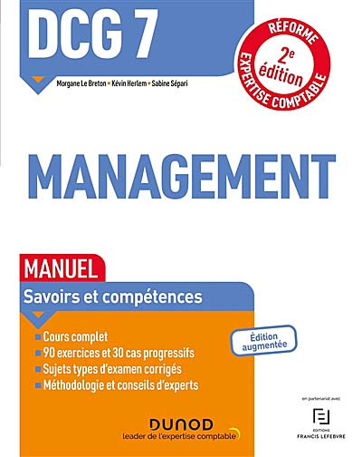 DCG 7 : management