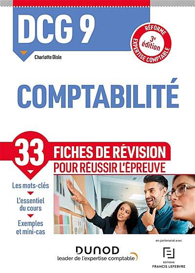 DCG 9 - Comptabilité
