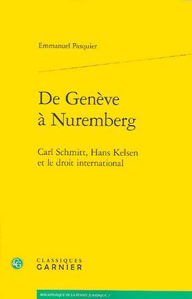 De Genève à Nuremberg