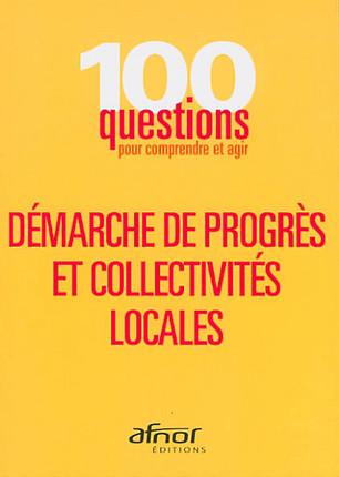 Démarche de progrès et collectivités locales