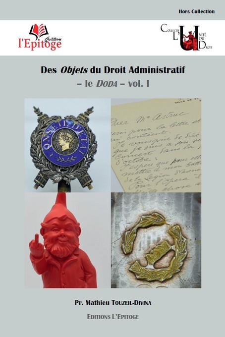 Des objets du droit administratif