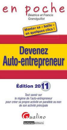 Devenez auto-entrepreneur