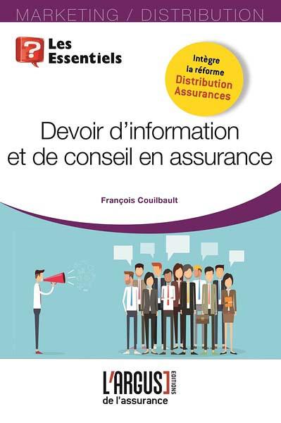 Devoir d'information et de conseil en assurance