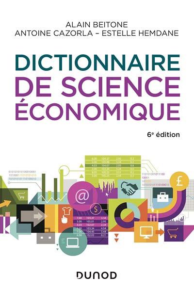 Dictionnaire de science économique