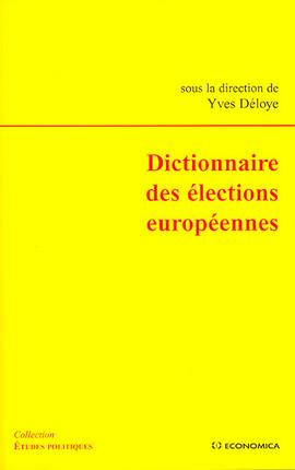 Dictionnaire des élections européennes