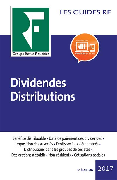 Dividendes - Distributions 2017