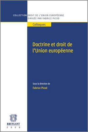 Doctrine et droit de l'Union européenne