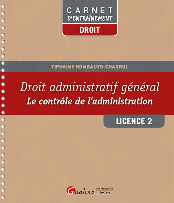 Droit administratif général L2-S2