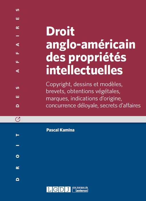 Droit anglo-américain des propriétés intellectuelles