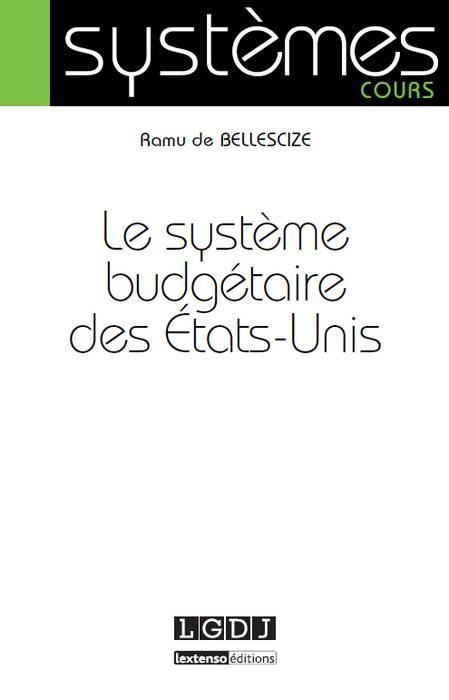Le système budgétaire des États-Unis