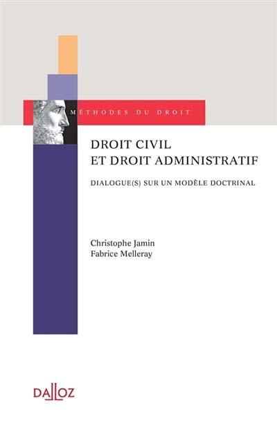 droit civil et droit administratif - jamin