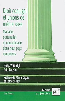 Droit conjugal et union de même sexe