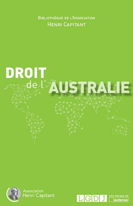 [EBOOK] Droit de l'Australie