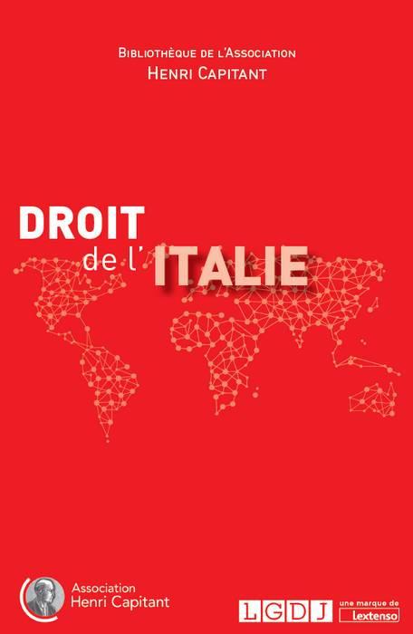 [EBOOK] Droit de l'Italie