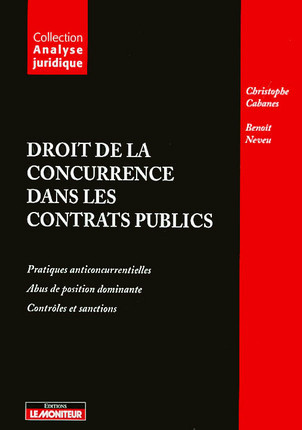 Droit de la concurrence dans les contrats publics