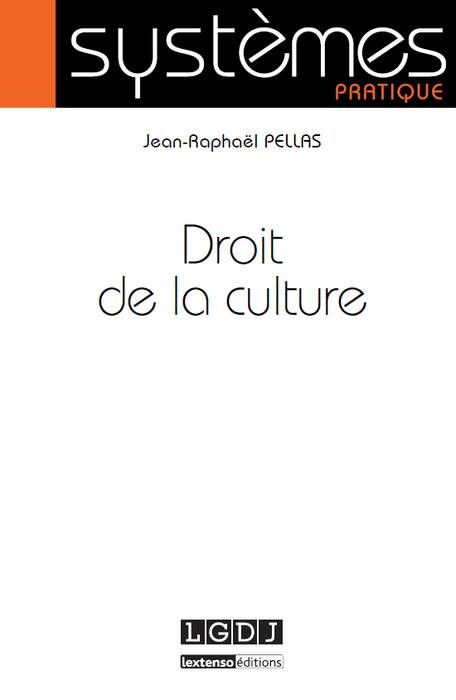 [EBOOK] Droit de la culture