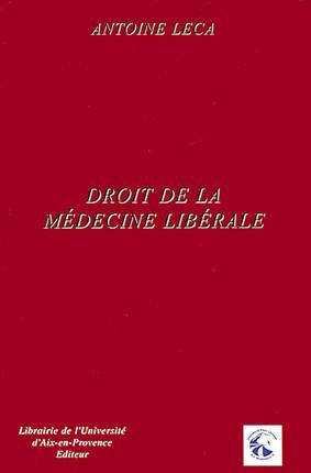 Droit de la médecine libérale