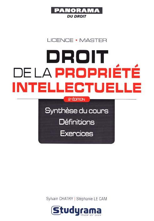 Droit de la propriété industrielle (Précis) (French Edition)