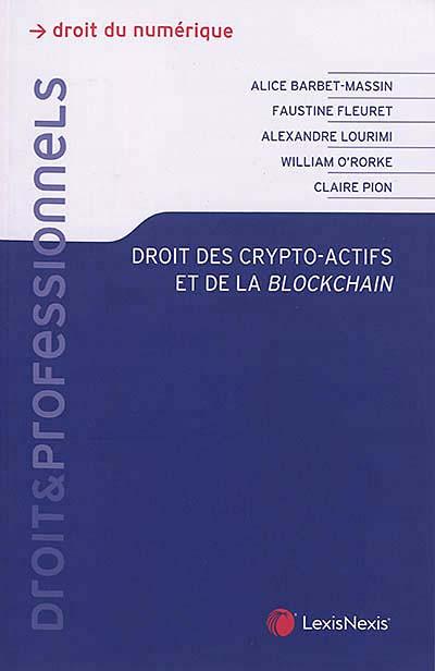 Droit des crypto-actifs et de la blockchain