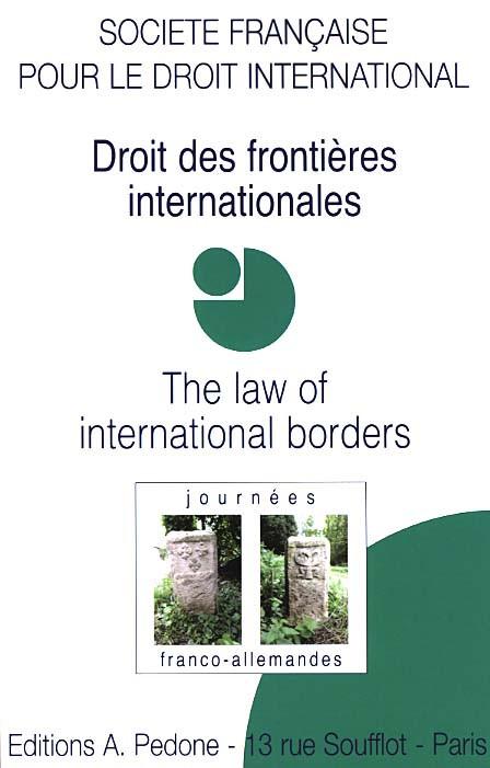 Droit des frontières internationales