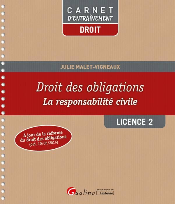 [EBOOK] Droit des obligations L2-S2