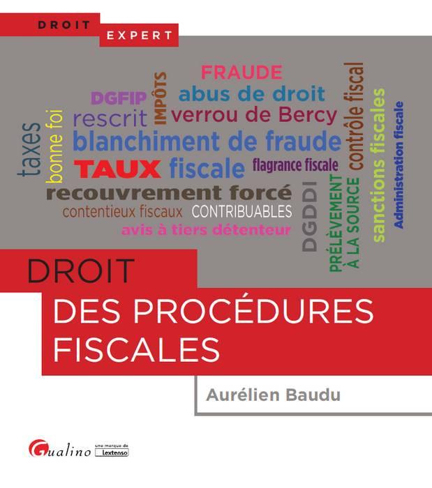 Droit des procédures fiscales