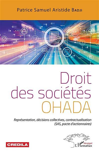 Droit des sociétés OHADA