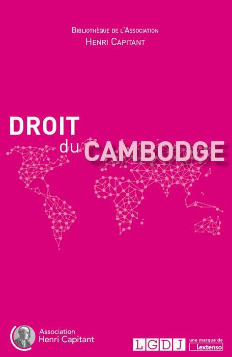[EBOOK] Droit du Cambodge