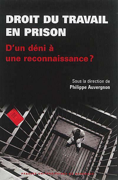 Droit du travail en prison