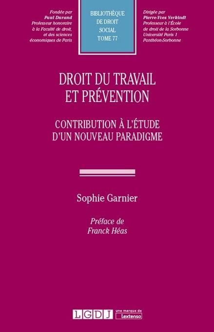 Droit du travail et prévention