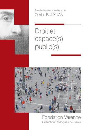 Droit et espace(s) public(s)