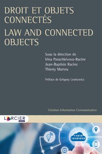 Droit et objets connectés - The Law and Connected Objects