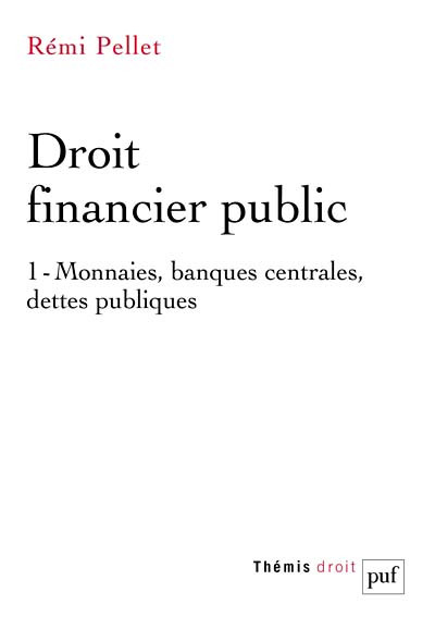 Droit financier public