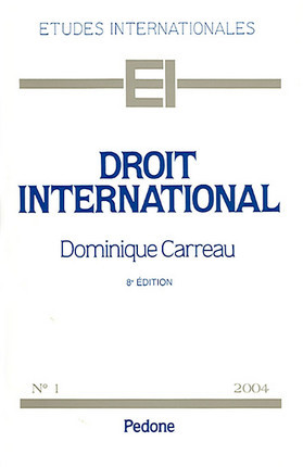 Droit international 2004