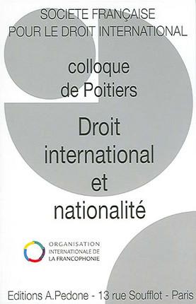 Droit international et nationalité