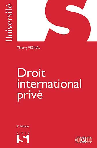 Droit international privé