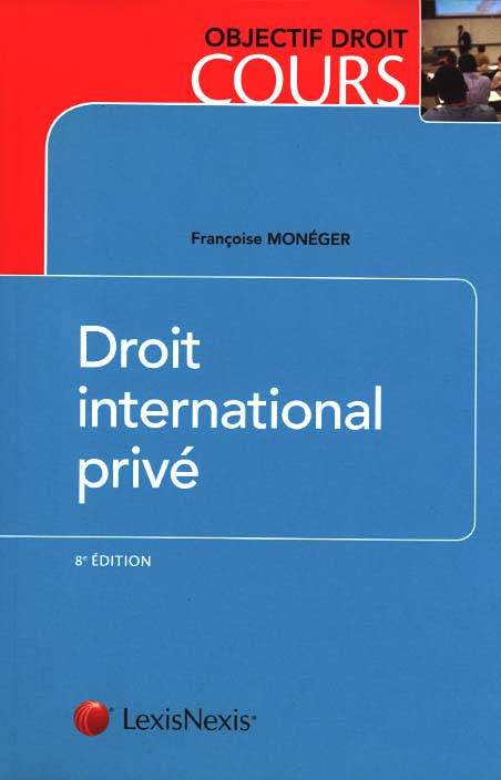 droit international priv u00e9