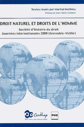 Droit nature et droits de l'homme