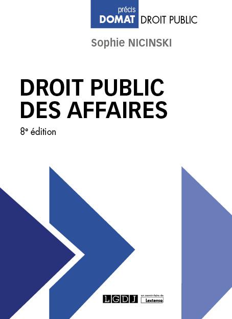 Droit public des affaires