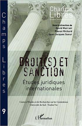 Droit(s) et sanction